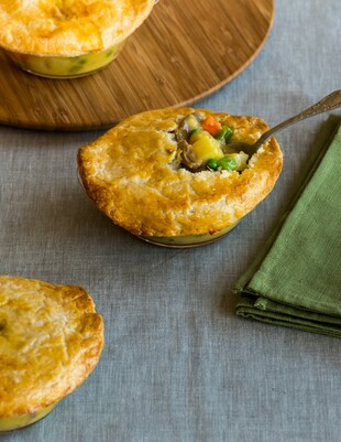 Roofers Union Duck Pot Pie