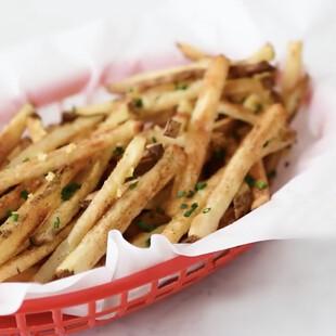 Basic Baked French Fries