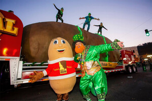 The Big Idaho® Potato Truck Wraps Up Its Eighth Spud-Tacular Tour Across America