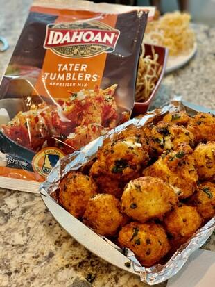 Idahoan® Spinach Mushroom Breakfast Tumblers