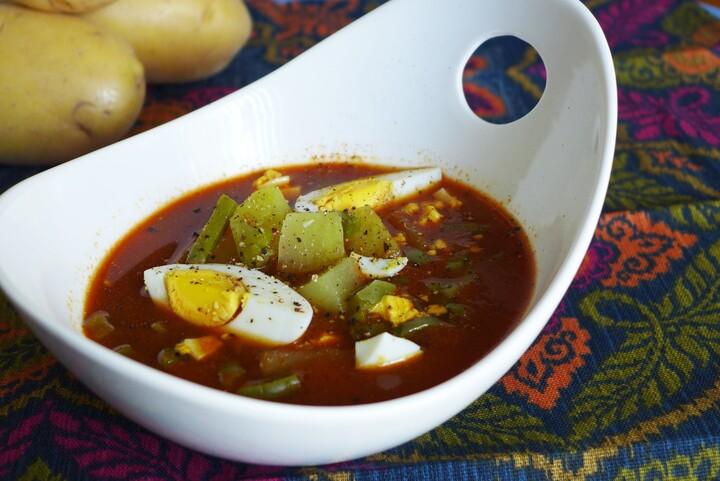 Cuautla Soup