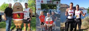 Fueled by Idaho® Potatoes, RODS Racing Triathlon Team Celebrates Triumphant Year