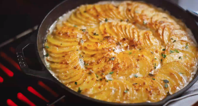 Idaho® Potato Side Dish TV Commercial Recipes