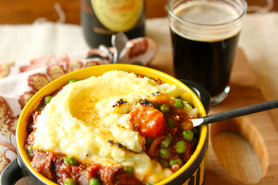 Beef Stew with Guinness Extra Stout