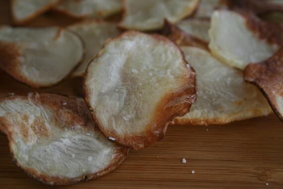 Classic Idaho® Potato Oven Fried Chips