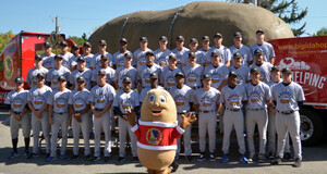 "IDAHO FALLS CHUKARS EMBRACE THEIR ROOTS AND THROWBACK TO ""IDAHO FALLS RUSSETS"" FOR ONE NIGHT"