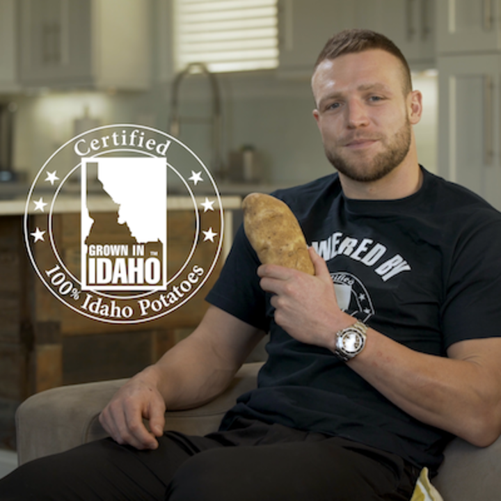 Taysom Hill is as Versatile as an Idaho® Potato