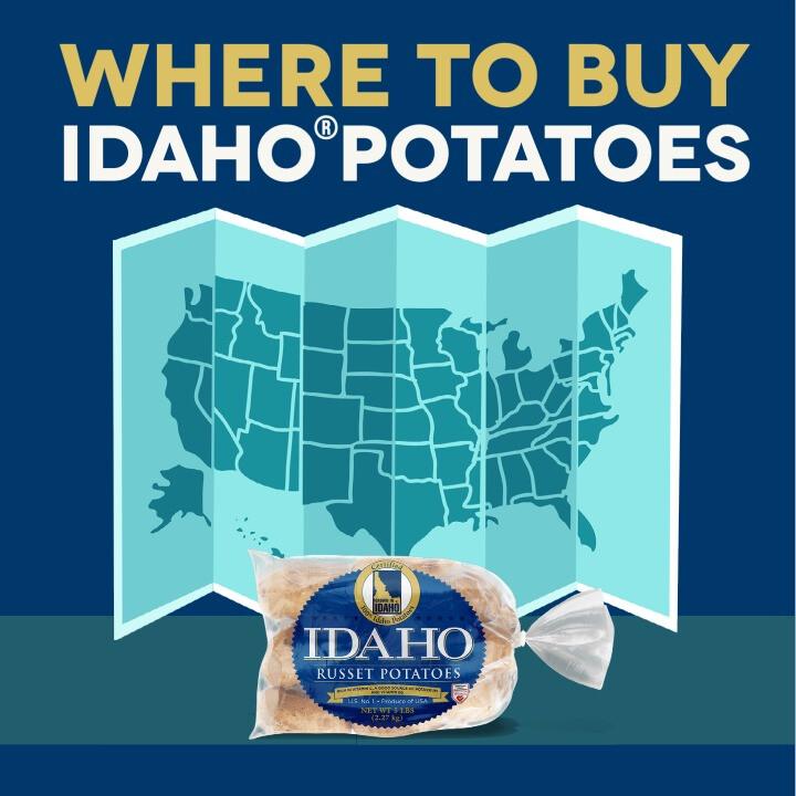 Where to Buy Idaho® Potatoes