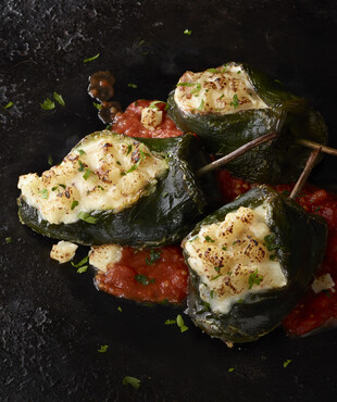 Potatoes Relleno
