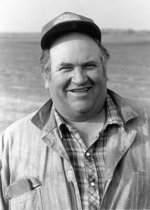 Idaho potato grower
