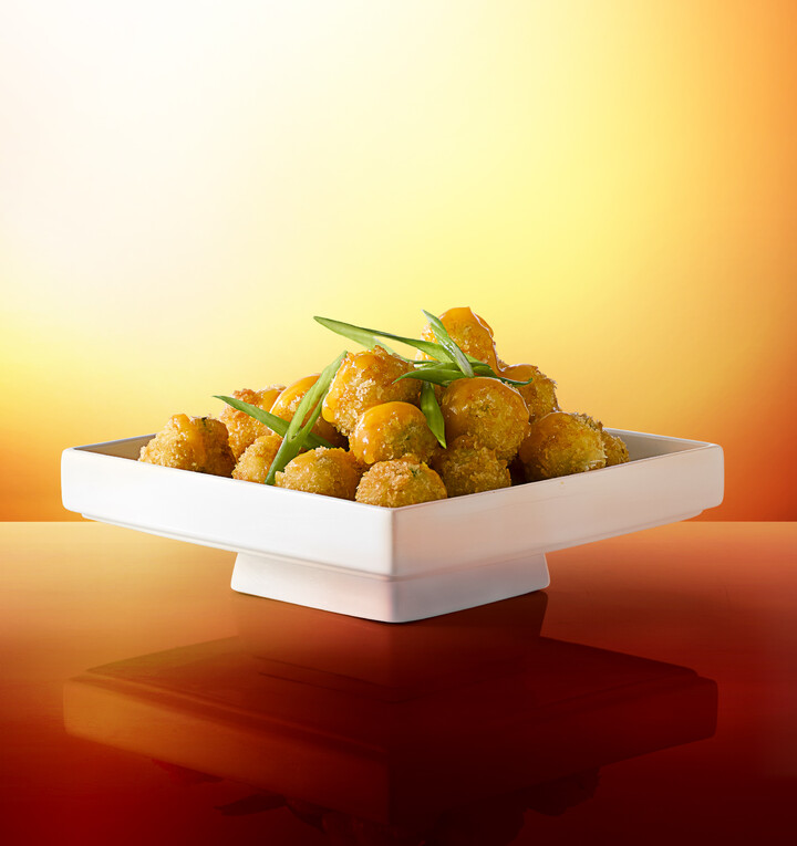 Crisp Idaho®Potato Cheddar Puffs