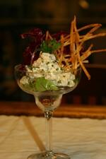 Shrimp, Bacon and Chive Idaho® Potato Salad