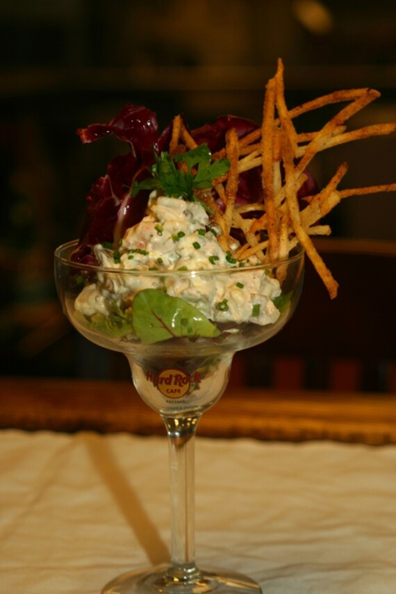 Shrimp, Bacon and Chive Idaho® Potato Salad