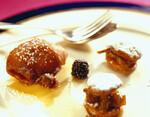 Macaroons of Idaho® Potato with Burnt Orange Marmalade