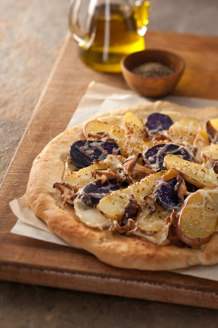 Idaho® Fingerling Potato Pizza