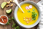 Thai Curry Potato Soup