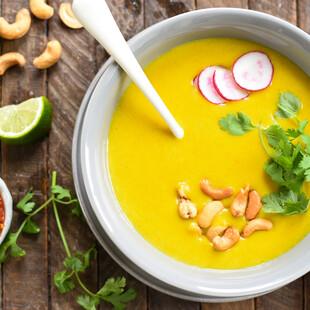 Thai Curry Potato Soup