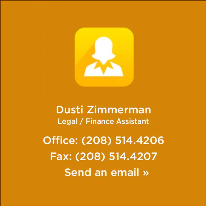 Legal / Finance Assistant