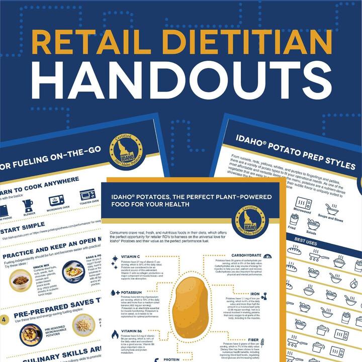 Retail Dietitian Handouts