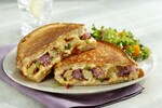 Loaded Potato Grilled Cheese