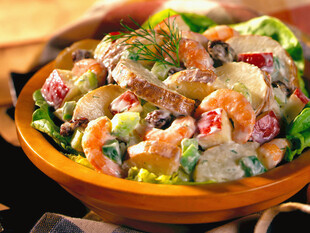 Umpqua Summer Salad