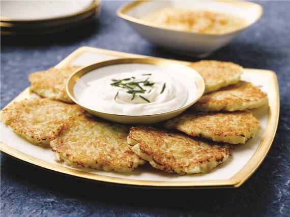 Classic Idaho® Potato Latkes