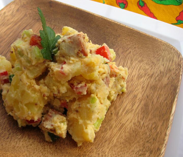 Cajun-style Potato Salad