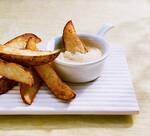 Idaho® Potato Wedges with Four-Cheese Fondue