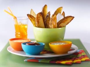 Idaho® Potato Toppings & Sauces for Kids