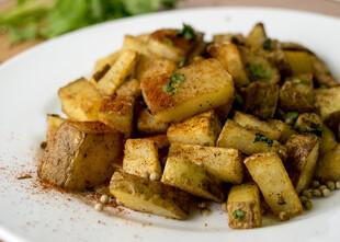 Herb Roasted Idaho® Potatoes