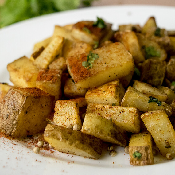Herb Roasted Idaho® Potatoes