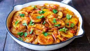 Around the World in 80 Idaho® Potato Recipes