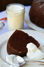 Potato Chocolate Cake