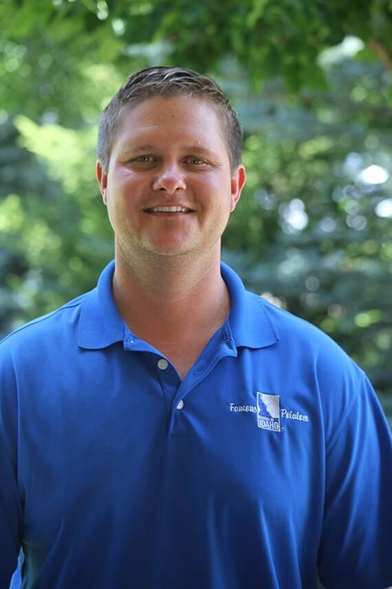 Nick Blanksma, Chairman, Grower (District 2A)