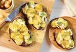 Potato Smørrebrød
