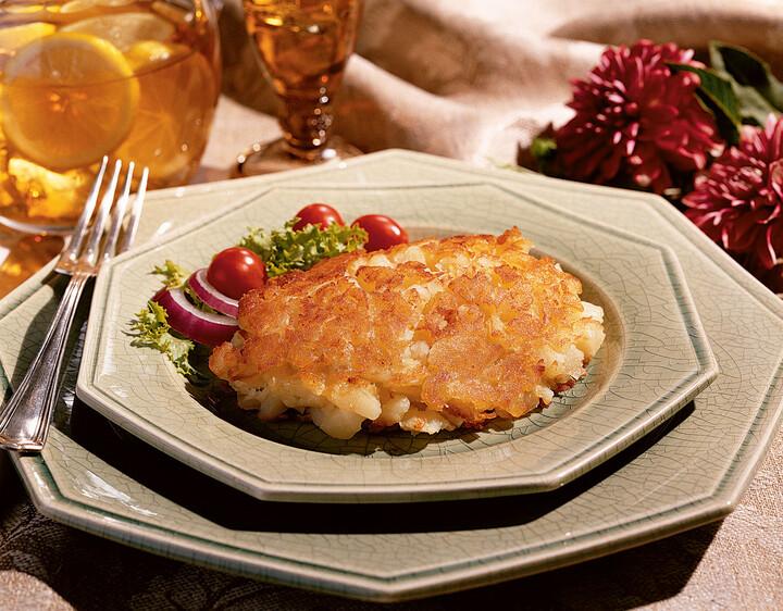 Idaho® Potato Hash Brown Coated Chicken Cutlets