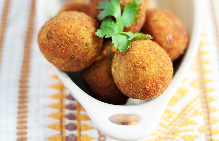 Cilantro & Cotija Cheese Idaho® Potato Croquettes