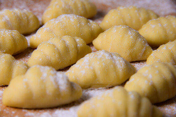 Basic Gnocchi Using Leftover Mashed Idaho® Potatoes