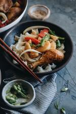 Chicken Idaho® Potato Stew with Noodles