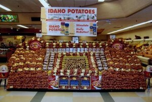 Idaho Potato Commission Awards More Than $150,000 in Cash & Prizes to 2009 Potato Lover's Month Retail Display Contest Winners