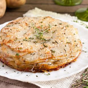 Herbed Idaho® Potatoes Anna