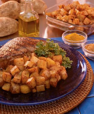 Chili Potatoes