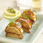 Idaho® Potato Caviar Tacos