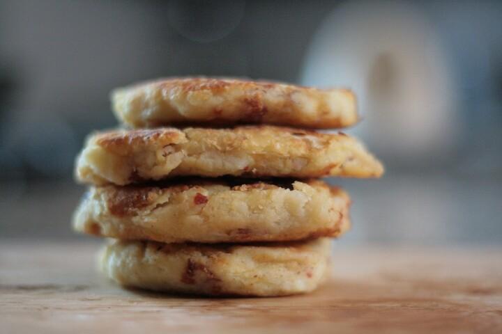 Potato Pancakes 3 Ways