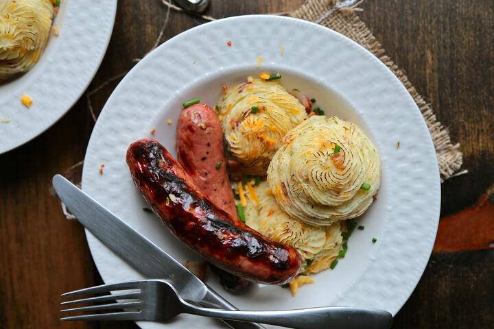 Loaded Ranch Duchess Idaho® Potatoes