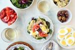 Heart-Healthy Idaho® Potato Nicoise Salad