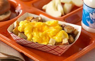Idaho® Potato Breakfast Boat