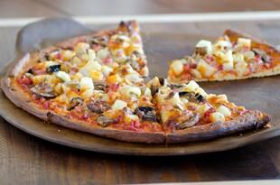 Idaho® Potato Pizza