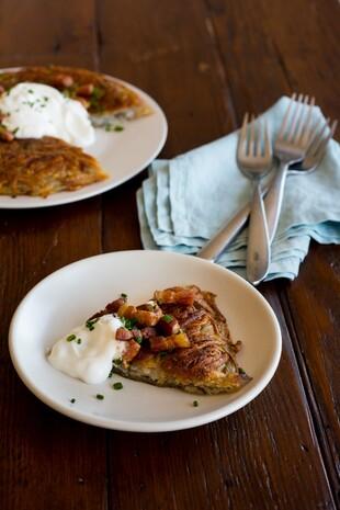 Idaho® Potato Rosti (Minneapolis Style)