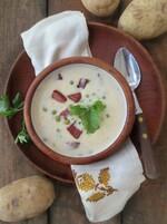 Idaho® Potato and Kielbasa Soup